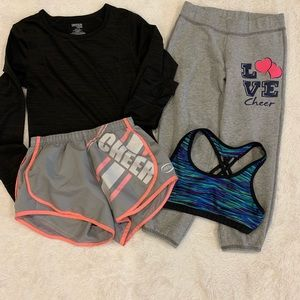 Girl's Cheer Bundle